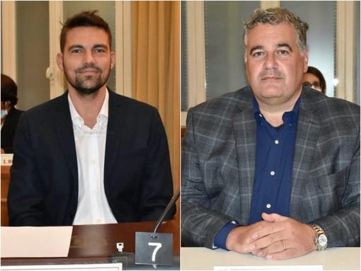 Sanremo: il consiglio comunale ufficializza l'ingresso del consigliere Masselli e la nomina del neo assessore Faraldi (Foto)