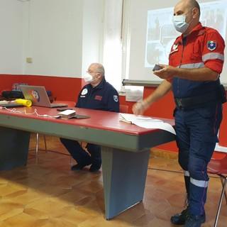 Ventimiglia: ieri alla Croce Rossa il corso per 'Volontari della Protezione Civile dell'Anc'
