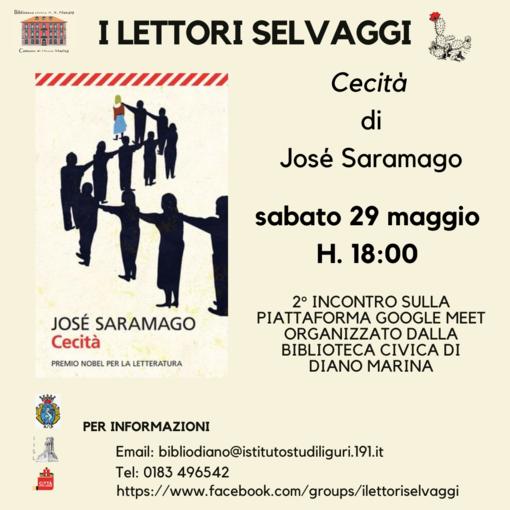 """Diano Marina: successo per il primo incontro del gruppo di lettura """"Lettori Selvaggi"""" alla Biblioteca Civica"""