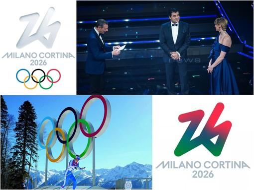Sarà 'Futura' il logo delle Olimpiadi Milano-Cortina 2026: il contest web era partito al 70° Festival di Sanremo