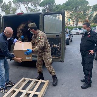 Coronavirus: la situazione dei ricoverati al San Martino di Genova ed i decessi nel resto della Liguria
