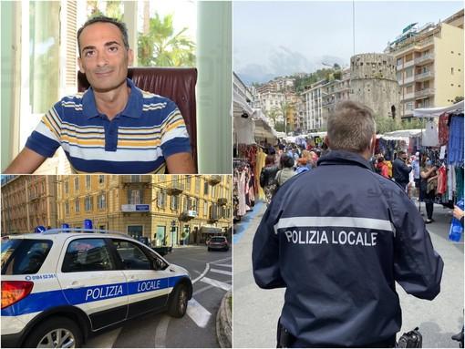 Sanremo: cambia il piano assunzioni del Comune, al comando della Municipale 8 agenti stagionali e 6 a tempo indeterminato