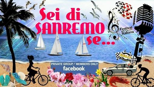 """Dal gruppo Facebook """"Sei di Sanremo se…"""" spariscono i post a favore delle opere pubbliche ma restano quelli sui sacchetti dell'immondizia abbandonati, monta la protesta e si grida alla censura"""