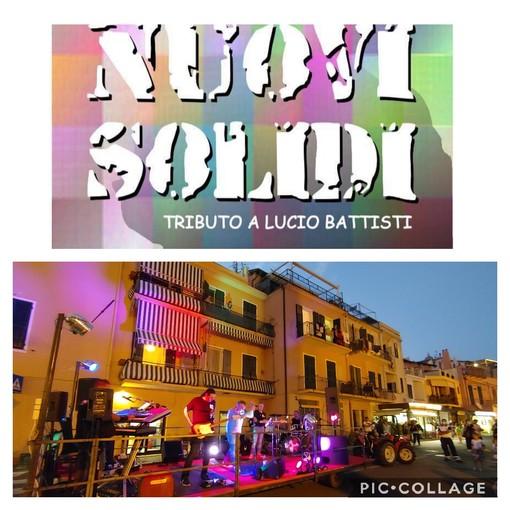 Questa sera a Riva Ligure concerto itinerante con i Nuovi Solidi sul Carro della Musica