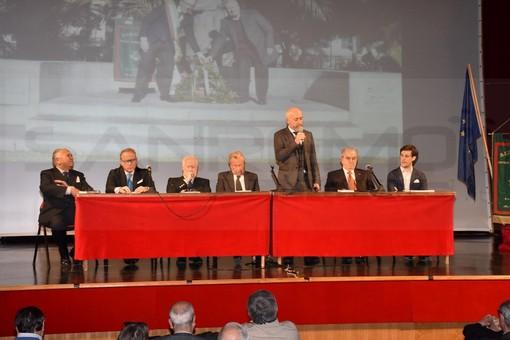Sanremo: oggi al Centrale il ricordo di Orazio Raimondo nel convegno per il 100° anniversario dalla morte (Foto e Video)