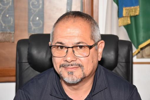 Il sindaco di Ceriana, Maurizio Caviglia