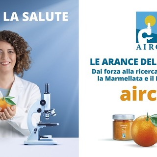 Airc e Firc rilanciano la sfida al cancro con oltre 125 milioni di euro per 5 mila ricercatori e ripartono con la raccolta fondi dalle arance della salute