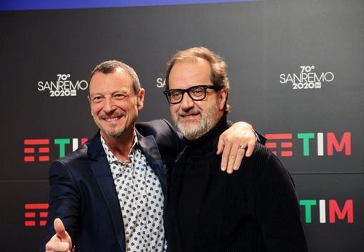 """#Sanremo2020: il direttore di Rai Uno Coletta entusiasta """"Il titolo finale può essere 'Un mondo d'amore'"""""""