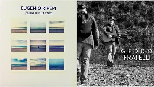 Sanremo: Geddo ed Eugenio Ripepi presentano i loro dischi alla sede del Club Tenco