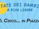 Riva Ligure: questa sera in piazza Matteotti torna l'appuntamento con la rassegna 'BimBumBam!'