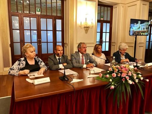Le immagini della presentazione al Casinò di Sanremo