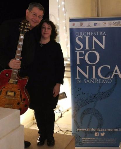 Sanremo: sabato prossimo il duo della Sinfonica si esibirà alla casa di riposo 'Borea'