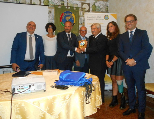 Riprendono i convivi del Panathlon Club Imperia-Sanremo: dopo l'estate il primo con la Canottieri Sanremo