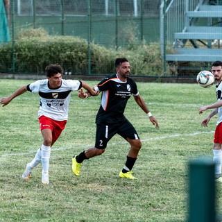Calcio: buona la prima per l'Atletico Argentina in Coppa Italia, sonoro 5-0 ai danni dell'Andora (Foto e Video)