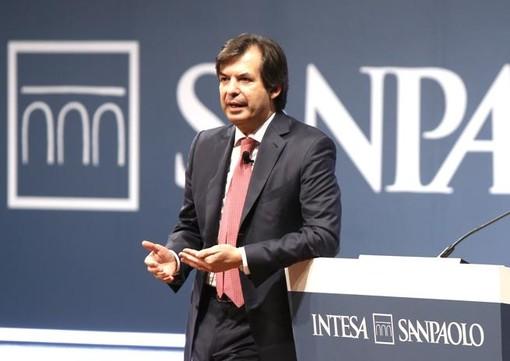 Carlo Messina (foto corriere.it)