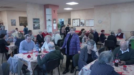 Il Centro Sociale comunale di Vallecrosia festeggia l'inizio delle attività invernali
