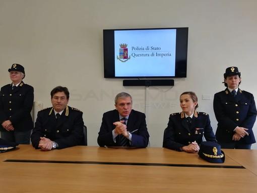 Le immagini della conferenza stampa