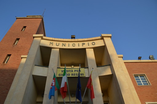 Ventimiglia: adeguamento sismico del palazzo comunale, sino a fine lavori sarà possibile celebrare gratuitamente i matrimoni al Forte dell'Annunziata