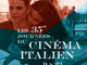 35esima edizione delle 'Giornate del Cinema Italiano' a Nizza