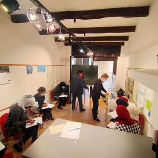 Pieve di Teco: terminato il corso di alfabetizzazione per stranieri organizzato dall'Acli