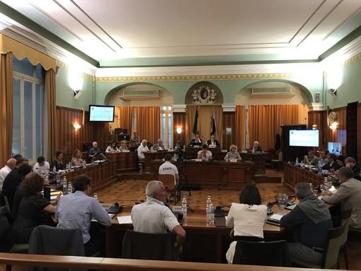 Sanremo: lunedì prossimo il Consiglio comunale, inseriti due nuovi punti all'ordine del giorno