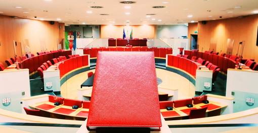 """Prima seduta del Consiglio regionale: Toti """"Nel pomeriggio attribuite le deleghe della Giunta"""""""