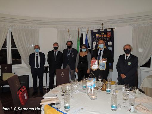 """""""Sanremo perduto limoneto d'Europa"""", una relazione del Prof. Alessandro Carassale al Lions Club Sanremo Host (foto)"""