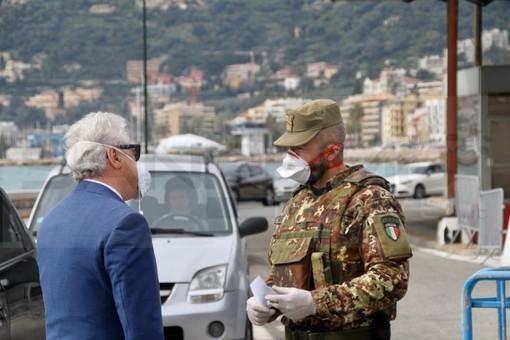 Mascherina obbligatoria 'sempre' a Ventimiglia: gli altri sindaci per ora restano alla finestra