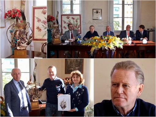 Le immagini da Villa Nobel