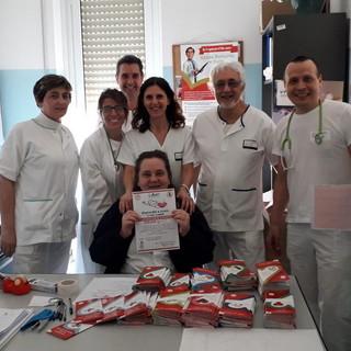 'Cardiologie Aperte' all'Ospedale di Sanremo: successo per la campagna di prevenzione rivolta ai cittadini (Foto)