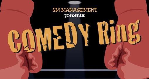 Pieve di Teco: sabato prossimo al Teatro Salvini lo spettacolo 'Comedy Ring', un successo in tutta Italia