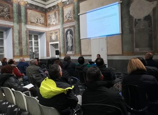 L'incontro a Palazzo Roverizio