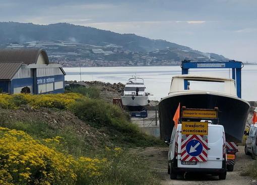 I Cantieri del Mediterraneo tornano a produrre a Capo Verde ed incominciano con uno scafo dedicato a Sanremo