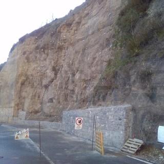 Ventimiglia: quasi terminati i lavori di messa in sicurezza, a giorni l'apertura di corso Toscanini (Foto)