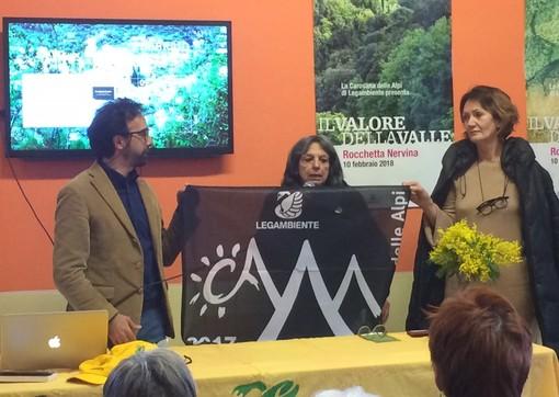 Bandiera Nera a Rocchetta Nervina per il progetto del parcheggio, la risposta di Legambiente all'Amministrazione Comunale