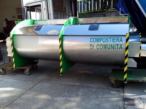 Compostiera di comunità generica