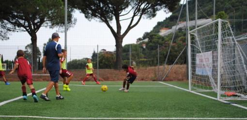 Calcio giovanile: iniziata la stagione 2021-22 della Scuola Calcio della Polisportiva Dilettantistica Vallecrosia Academy