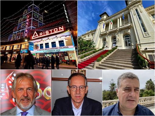 Ariston e Casinò ospitano i tre teatri cittadini