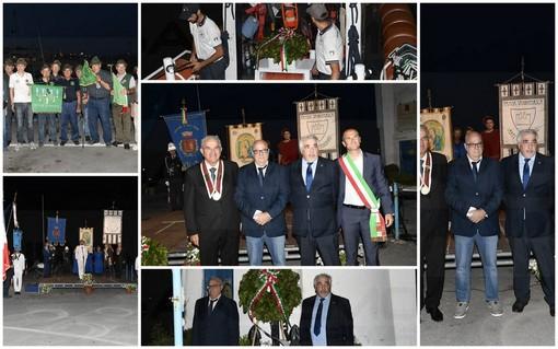 Sanremo: Franco Ranciaffi e Davide Bonazinga insigniti dell'onorificenza di 'Console del Mare', la cerimonia (Foto e Video)