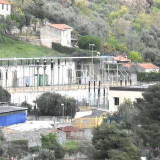 La centrale del Tinasso