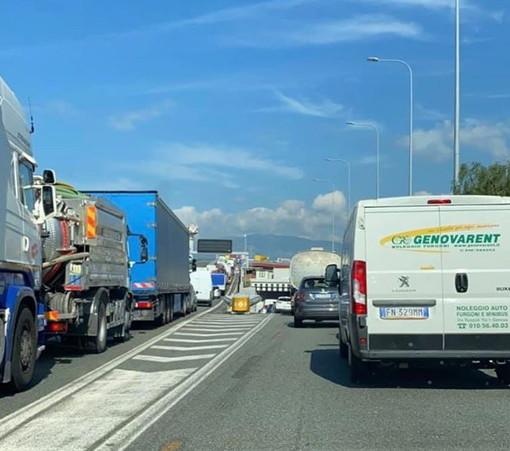 """Dal Piemonte: artigiani in coda, la ripartenza non viaggia in tripla corsia """"Annullare i pedaggi sulle autostrade per la Liguria"""""""