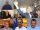 Domenico Alessi (Confesercenti), Silvio Di Michele (Federalberghi), Andrea Di Baldassare (Confcommercio), Michele Breccione (CNA) e Carlo Rovere (Confartigianato)