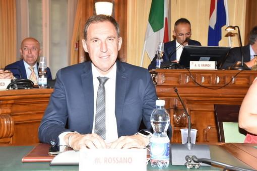 Massimo Rossano, assessore al Bilancio del Comune di Sanremo
