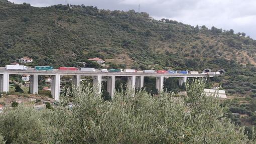 """Autostrade, la chiusura parziale della A10 rinviata al 16 agosto, Giampedrone: """"Mi aspetto comunque disagi"""""""
