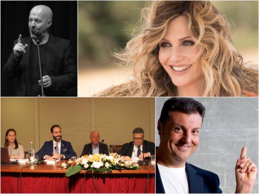 Capodanno al Casinò di Sanremo con Claudio Lauretta, Lorella Cuccarini, Marco Berry e maghi nelle sale (Foto e Video)