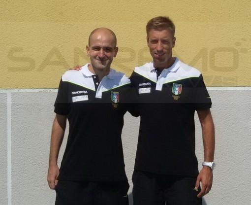 Calcio: Davide Massa e Stefano Alassio dirigeranno i sedicesimi di finale tra Bayer Leverkusen e Young Boys