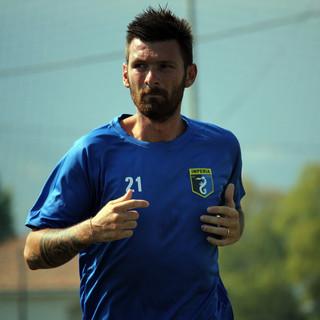 Calcio, Serie D. Sancinito firma in zona Cesarini il pari dell'Imperia sul campo del Vado
