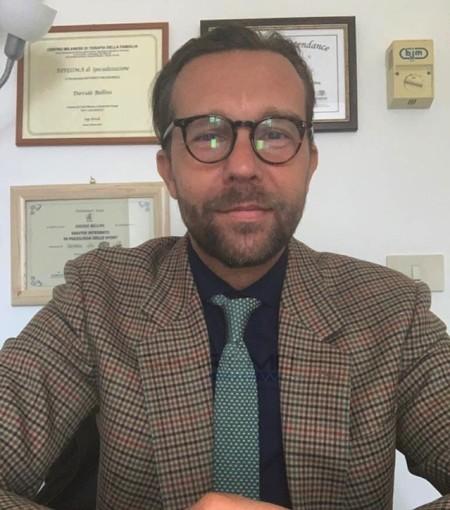 Davide Bellini, psicologo e psicoterapeuta