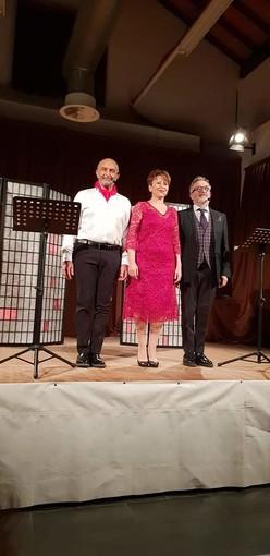 Ospedaletti: stasera il Teatro dell'Albero porta in scena J.Amado con Dona Flor e i suoi due mariti