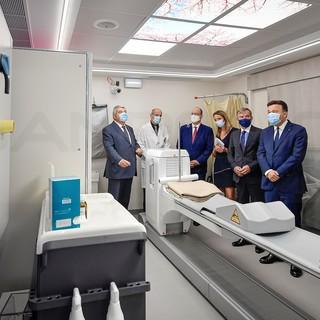 Principato di Monaco: inaugurato ieri all'ospedale 'Principessa Grace' il nuovo dipartimento di Medicina Nucleare